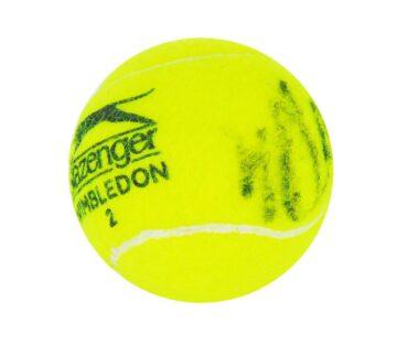 Signed Dominika Cibulkova Wimbledon Tennis Ball