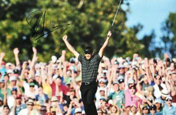 Charl Schwartzel Signed Photo, South Africa Golf Icon - Firma Stella