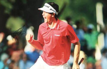 Keegan Bradley Signed Photo, Genuine USA Golf Signature - Firma Stella
