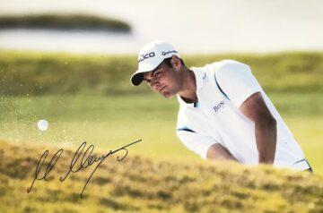 Martin Kaymer Authentic Signature, Signed Golf Photo - Firma Stella