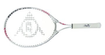 Signed Sania Mirza Tennis Racket - Authentic Autograph