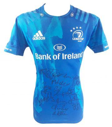 Signed Leinster Shirt