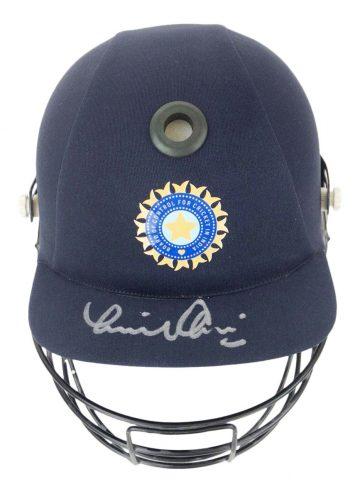 Signed Virat Kohli Helmet
