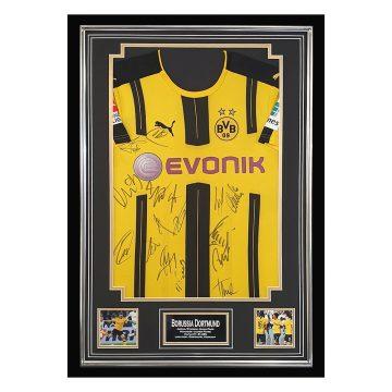 Autographed Borussia Dortmund Jersey